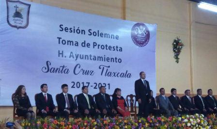 Ofrece Sanabria gobierno transparente, honesto y de resultados