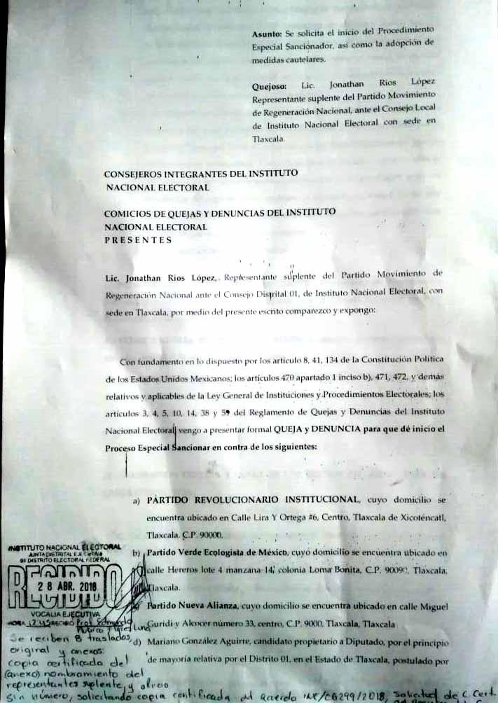 Solicitan proceso sancionador contra Marianito por abusivo