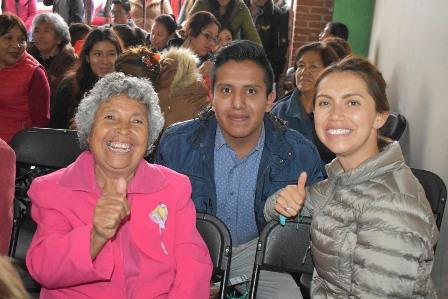 Mujeres y jóvenes llevarán al triunfo a Sandro Corona