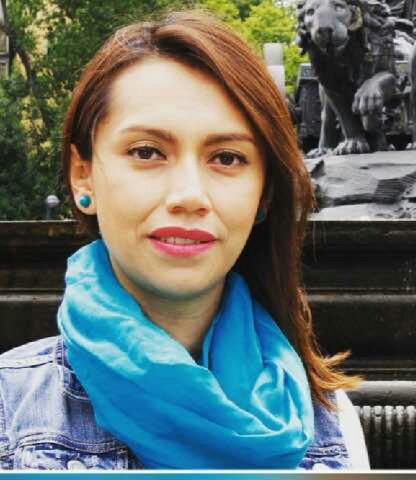 Sandra Corona va por proyectos para Jóvenes y Deportistas
