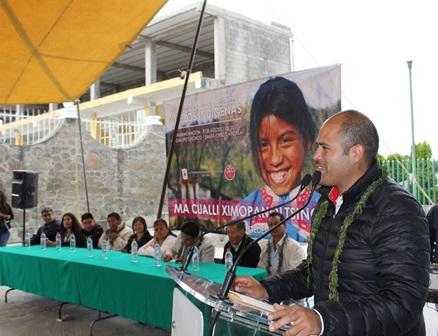 Celebran en Santa Cruz Tlaxcala Día Internacional de los Pueblos Indígenas