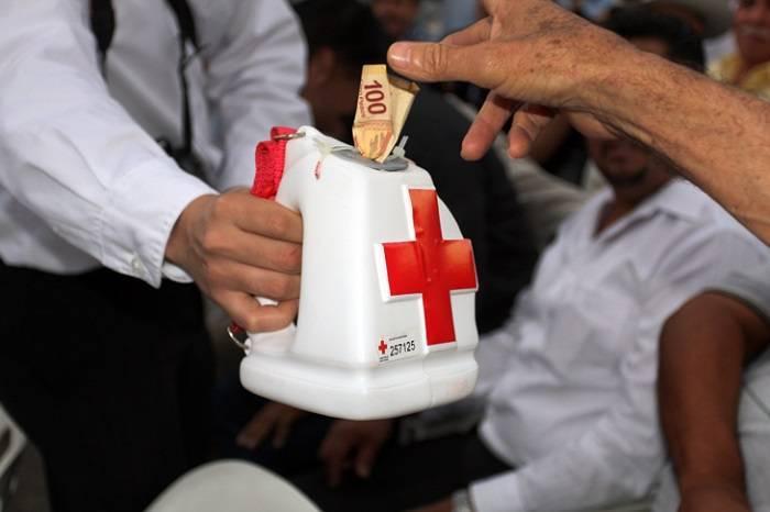 Cruz Roja presenta perdidas económicas de hasta 400 por ciento