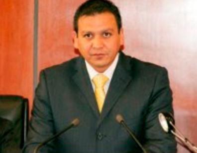Ex diputado local es el Secretario Tecnico en Comision de Finanzas
