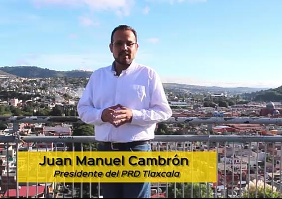Tunden a Manuel Cambrón en redes sociales por traidor