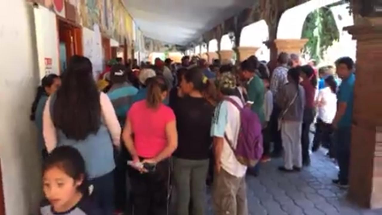 Capturan a hampones en Hueyotlipan; habitantes piden justicia