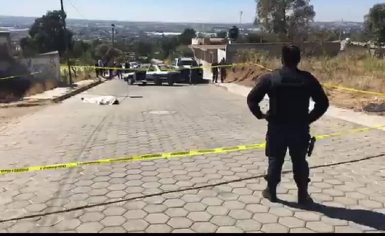 Encuentran un cadáver en la comunidad de Belén en Apetatitlán