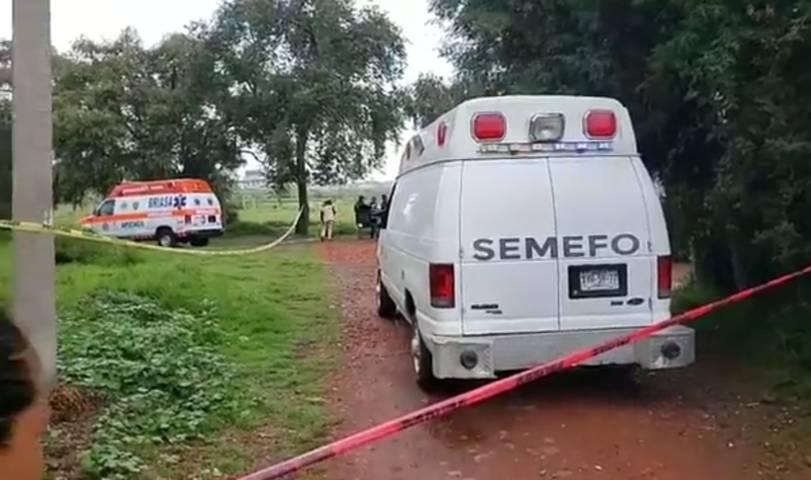 Asesinan a joven en Tzompantepec