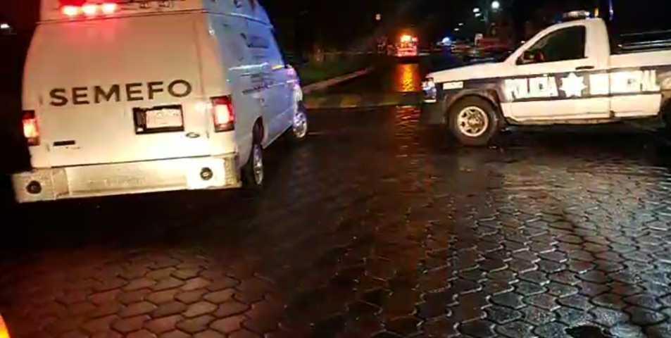 Mueren dos personas en trágico accidente en Zacatelco