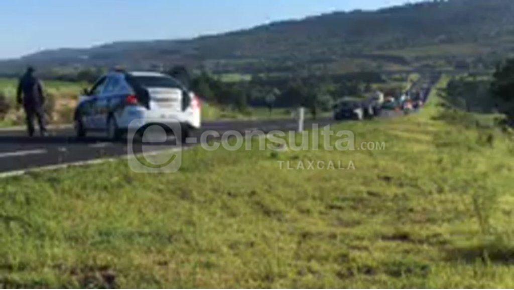Abatieron a dos secuestradores en Tlaxco; siguen los hechos atípicos