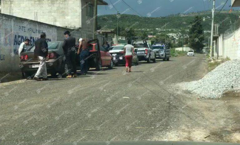 Hallan a un joven presuntamente asesinado en Panotla