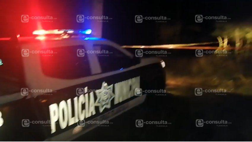 Localizan cuerpo en el municipio de Santa Cruz Tlaxcala