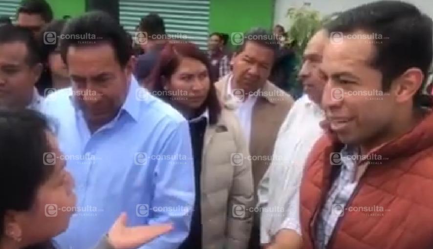 Reclaman a alcalde delicado de Tepeyanco por transa