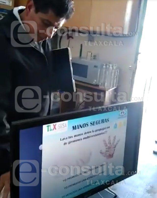 Mandaderos de Blanca Águila siguen hostigando a personal de la SESA