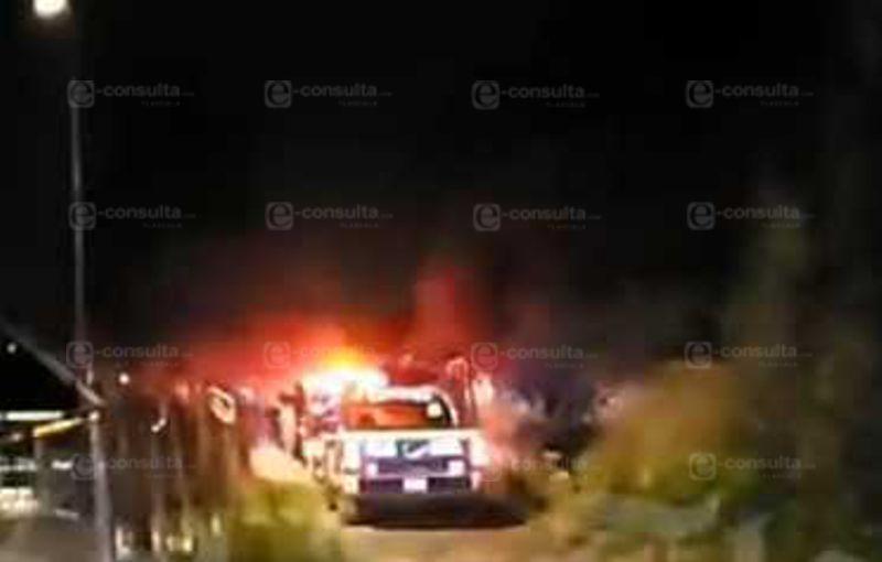 Asesinan a jóven atrás de Gran Patio Tlaxcala