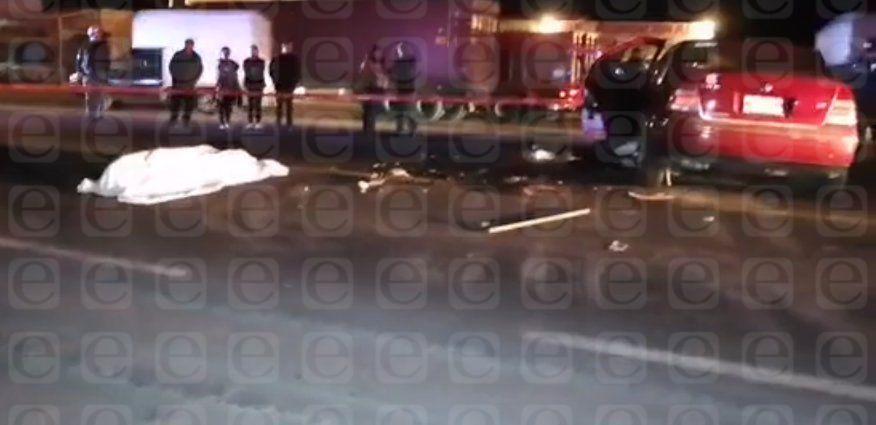 Fatal accidente deja dos estudiantes muertos en Calpulalpan