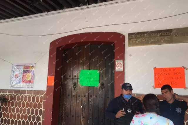 Protestan en Ixtacuixtla por liberación de tres sujetos, los detuvieron en un retén