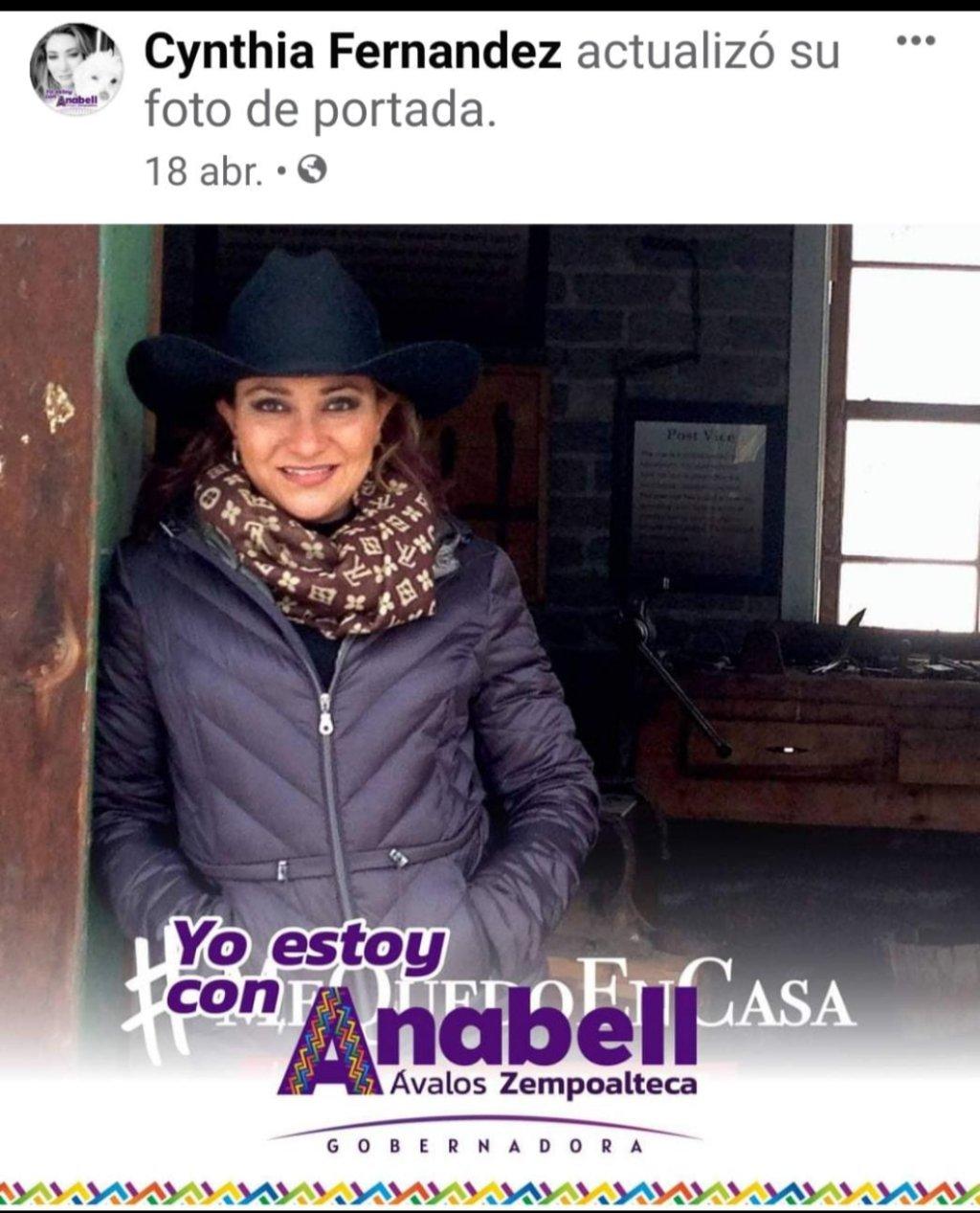 Ex vocera del Congreso apoya al PRI, pero es candidata de Morena