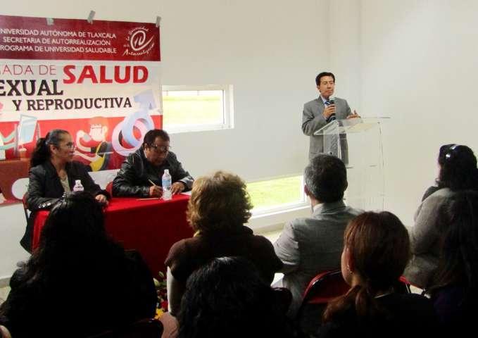 "Implementó la UAT ""Jornada de Salud Sexual y Reproductiva"""