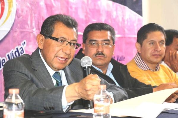 El PAC no irá a las elecciones federales asegura Serafín Ortiz