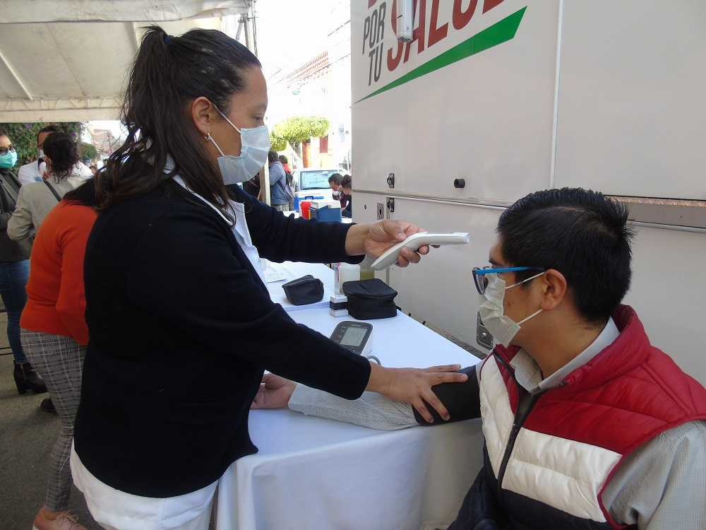 Llega Ruta Por Tu Salud al municipio de Chiautempan