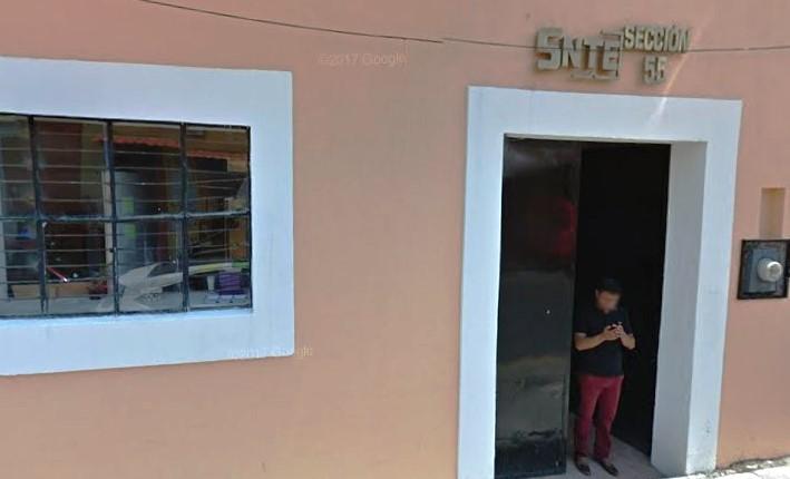 Gobierno local quiere imponer a títere en la sección 55 del SNTE