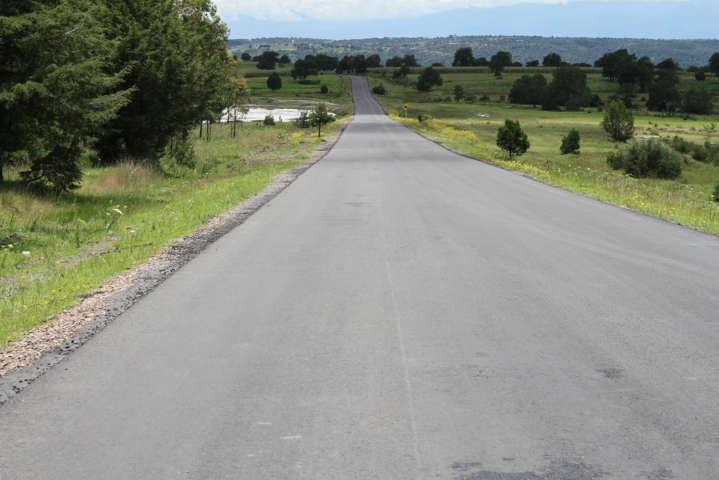 Rehabilitan carretera Totolac-San Simeón Xipetzinco