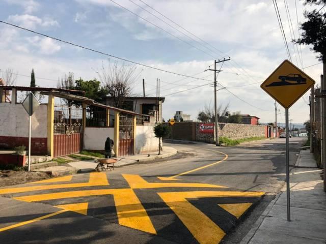 Pavimenta y rehabilita Secoduvi calles del Municipio de Tlaxcala