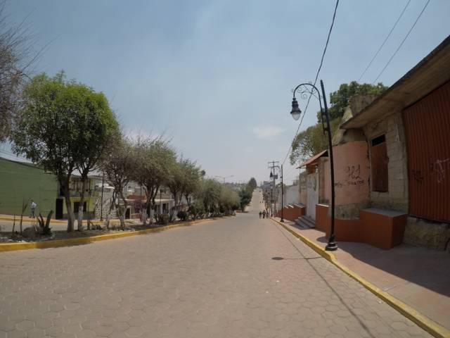 Fortalece Secoduvi imagen urbana de Nanacamilpa