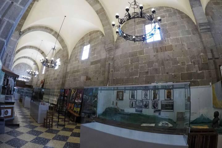 Realiza Secoduvi trabajos de mantenimiento en Museo de Huamantla