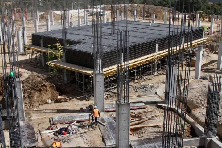 Avanza construcción de edificios del nuevo Hospital General de Tlaxcala: Secoduvi