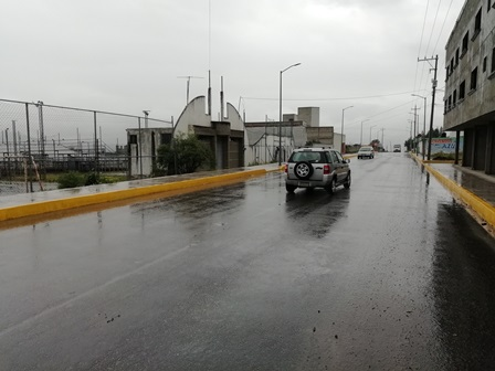 Finaliza Secoduvi pavimentación de avenida en Santa Anita Huiloac