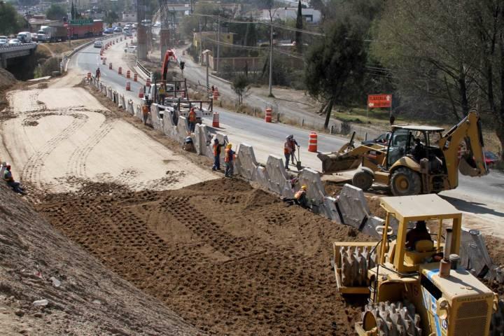 Secoduvi cierra carriles de Carretera Tlaxcala-Apizaco