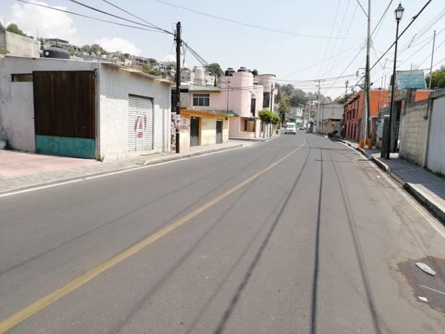 Concluye Secoduvi rehabilitación de calles en Totolac