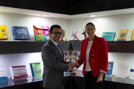 Acuerdan Tlaxcala y Puebla agenda en común en educación