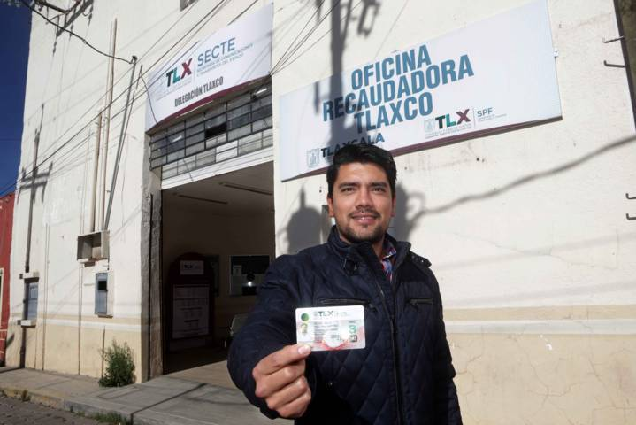 Instala Secte módulos de expedición de licencias en municipios