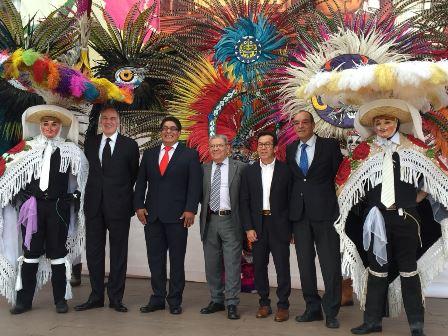 Inauguran Festival Regional Gastronómico Tlaxcala en Sanborns