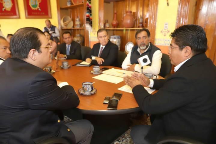 Delinean Secture e ITDT reglamento para fiesta patronal de Huamantla