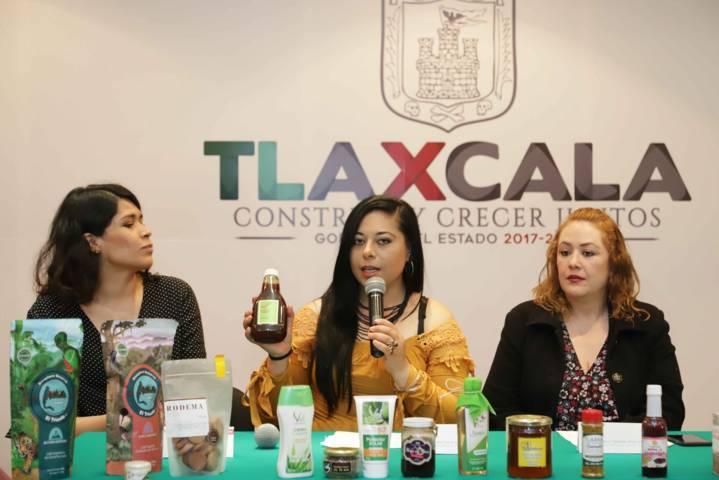 Tlaxcala, sede del Tercer Congreso Nacional de Mujeres Empresarias Del Campo 2018