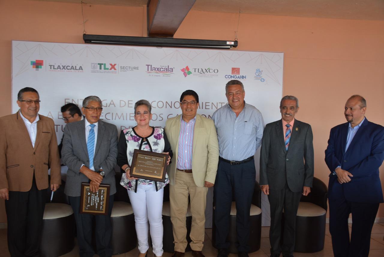 Trabaja Secture para posicionar a Tlaxcala como destino turístico y gastronómico del país