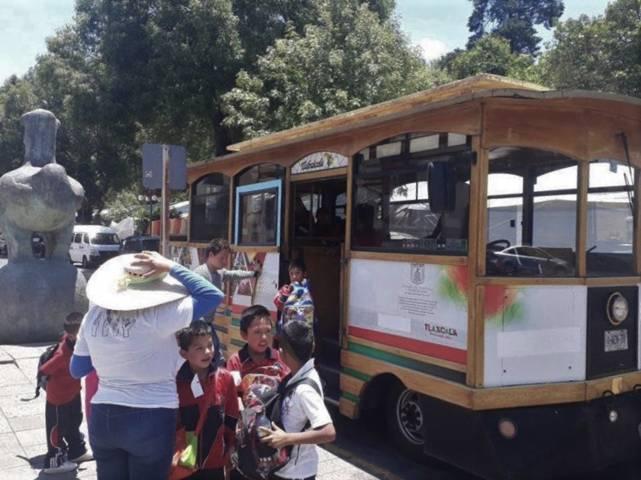 Ofrece SECTURE recorridos gratuitos en tranvía