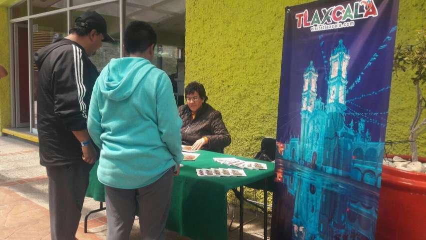 Incrementa Tlaxcala 12 por ciento llegada de turistas