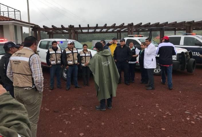 Define Secture acciones del operativo Luciérnaga 2019