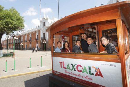 Secture promueve inclusión social de infantes y jóvenes de Tlaxcala