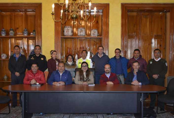 Realiza Secture reunión de coordinación de la Ruta Del Pescado De Moctezuma