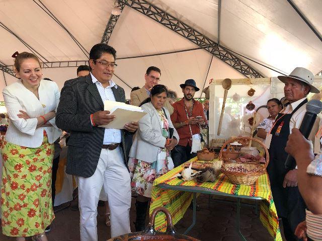 Celebran en el estado el Día de la Cocina Tlaxcalteca
