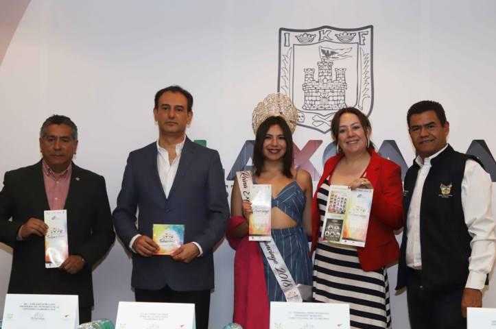 Presentan actividades de la Expo Feria Tulancingo  2018