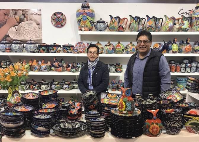 Difunde Gobierno del Estado riqueza cultural de Tlaxcala en Colombia