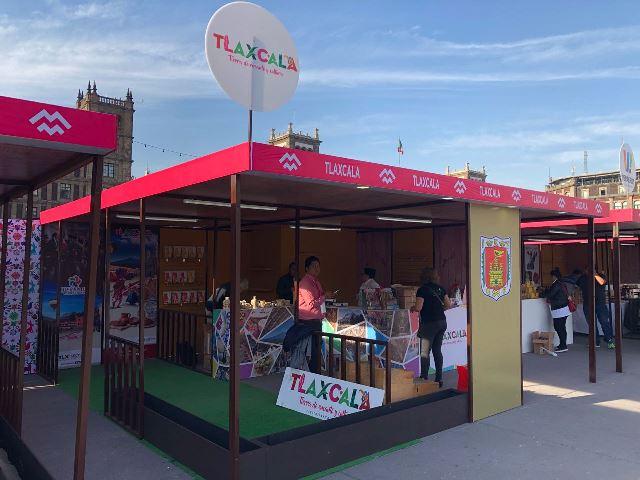 Tlaxcala participa en el festival México en el Corazón de México