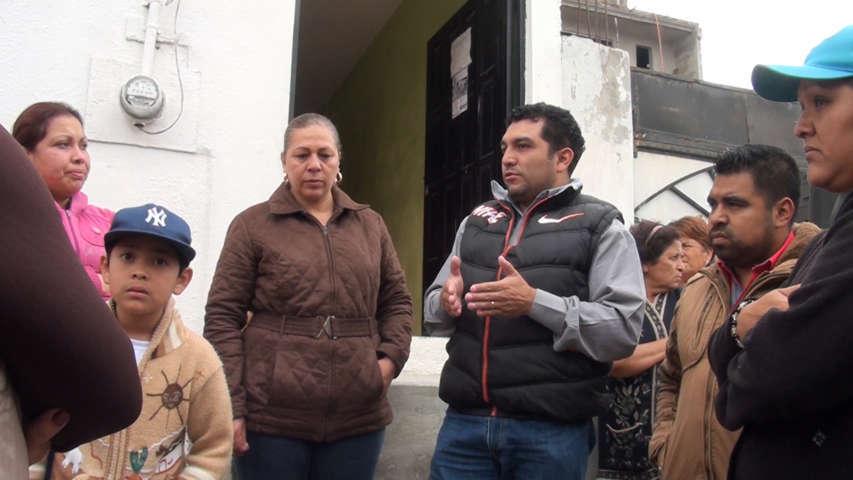 Inicia trabajos de rehabilitación en Calle Adolfo López Mateos Col. Alfonso Espejel