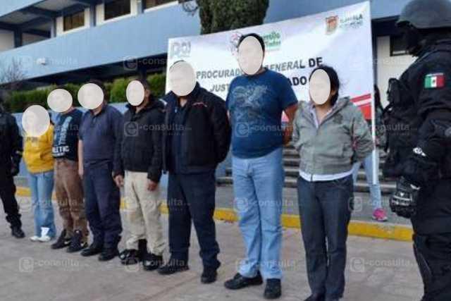 28 secuestros en la era de la moderna gobernanza